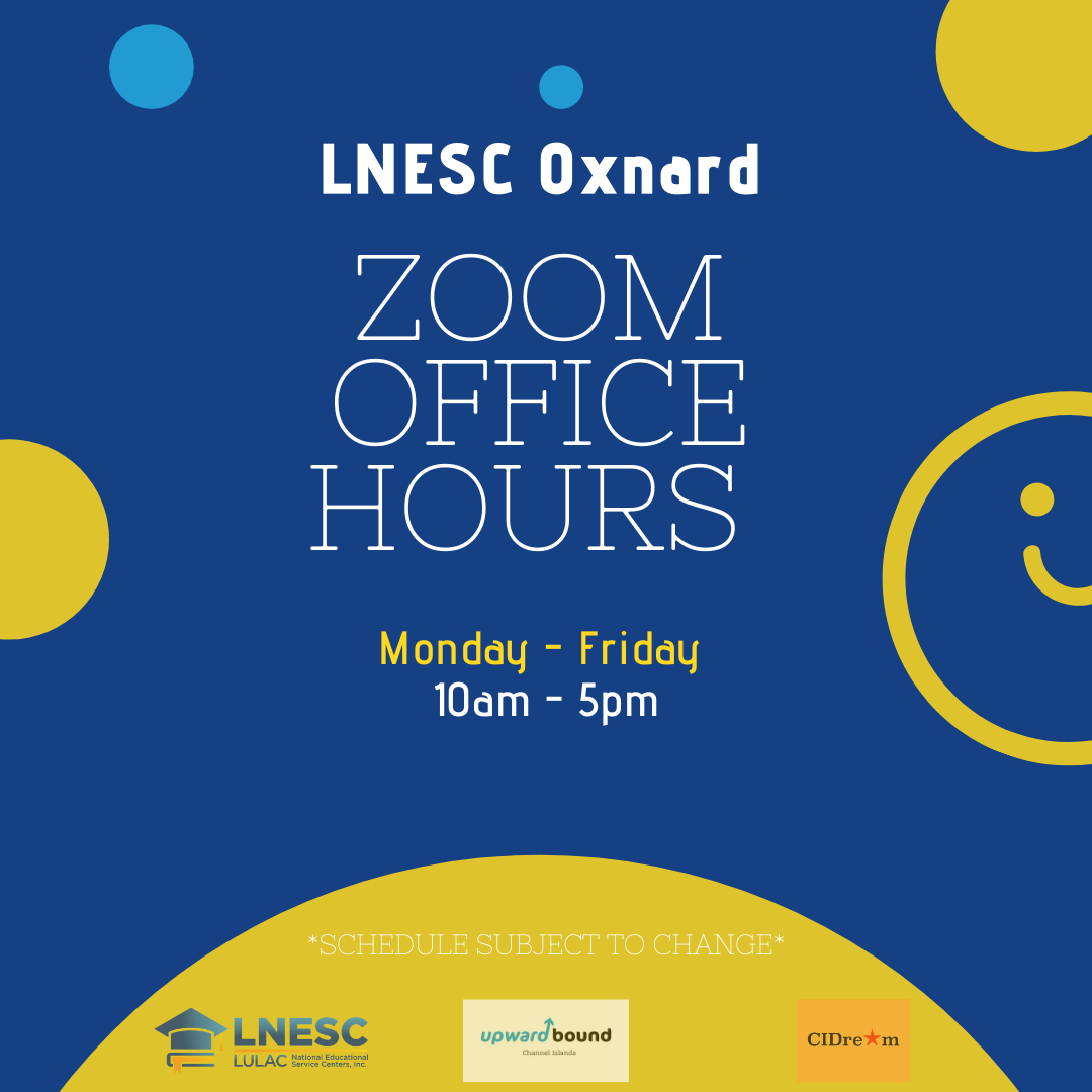 Zoom office hours